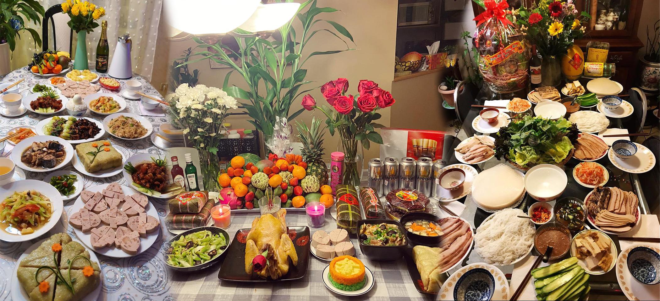 Organisation d'un repas vietnamien