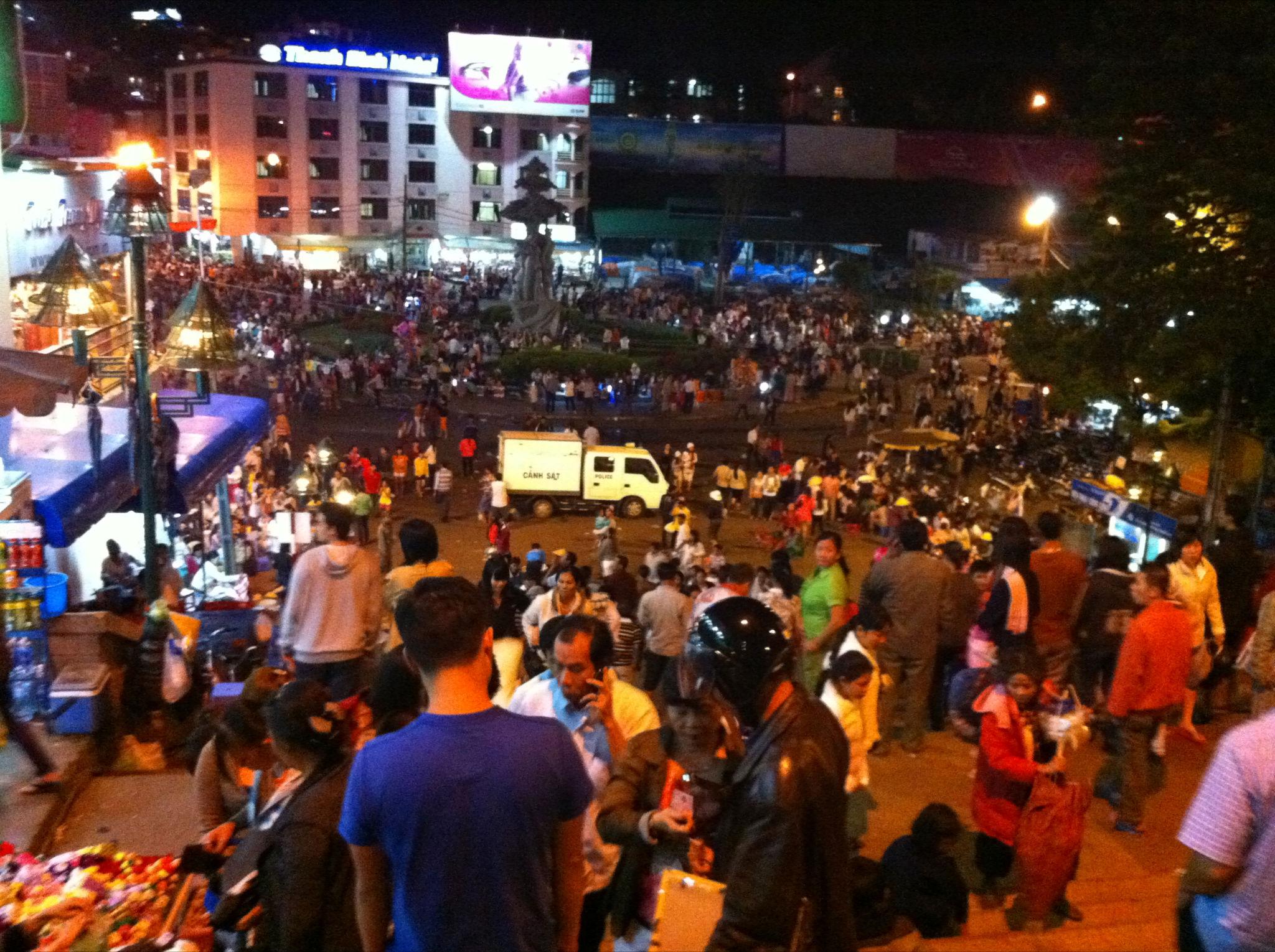 La ville de Đà Lạt