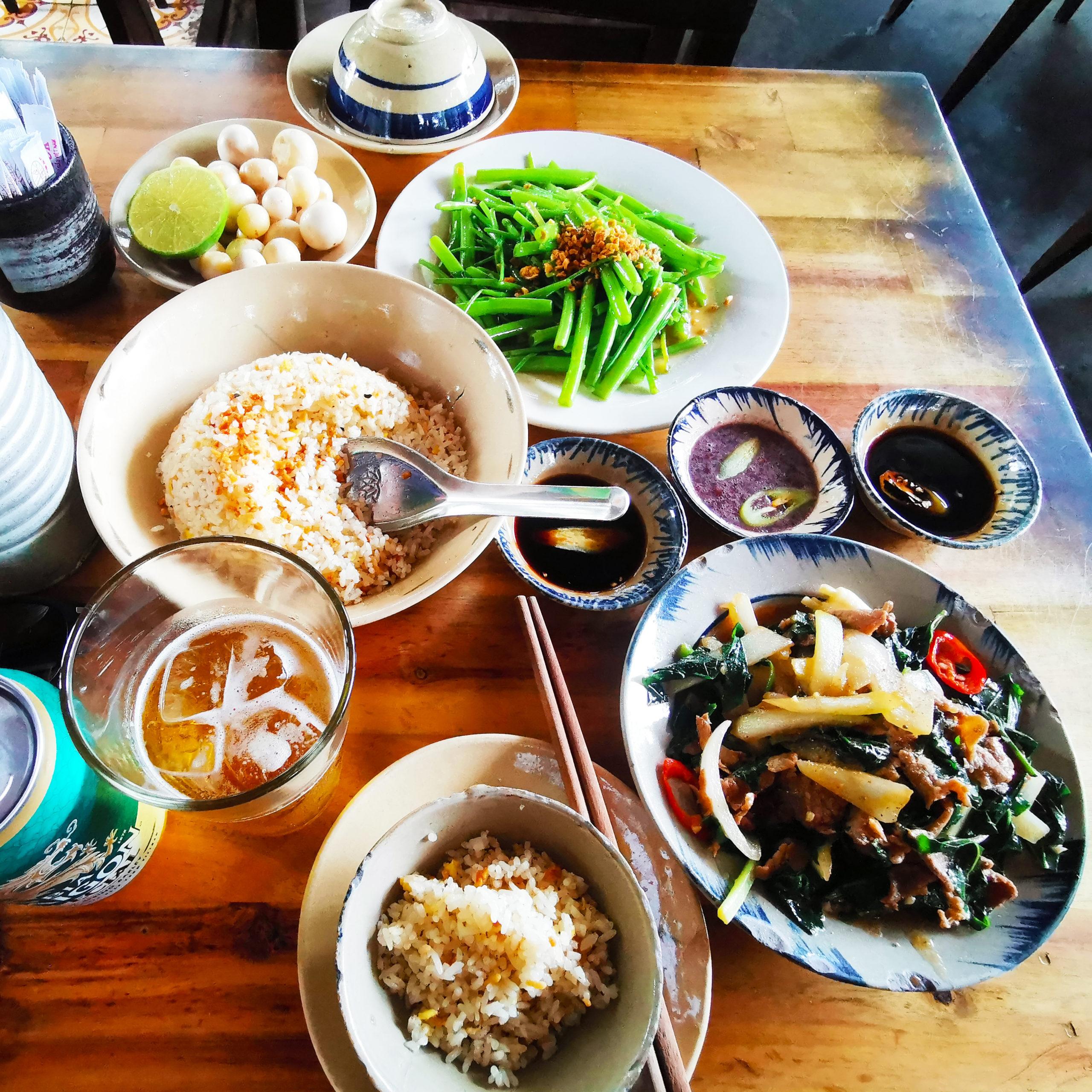 Grands plats classiques du Vietnam
