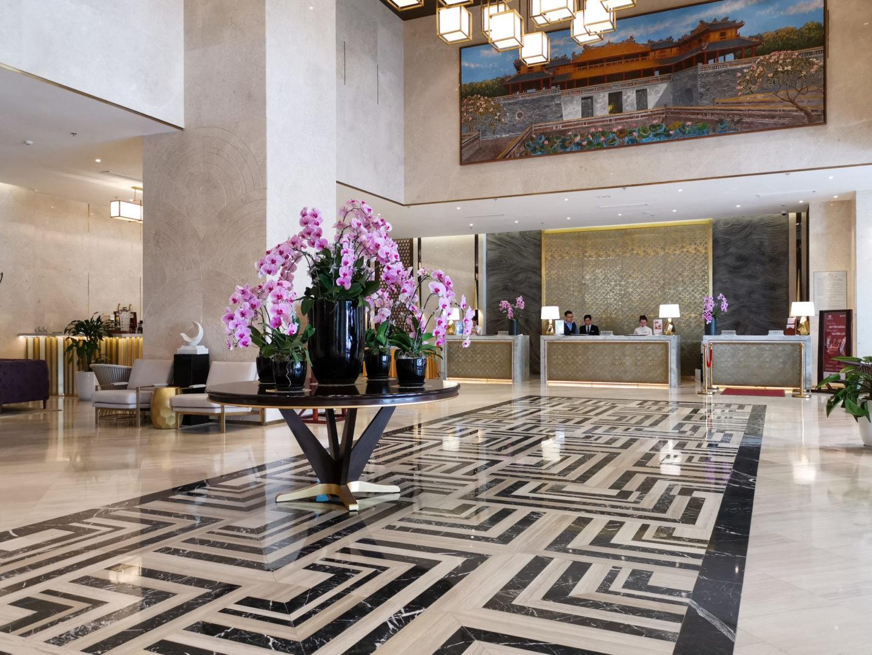 Vin Pearl hôtel à Hué