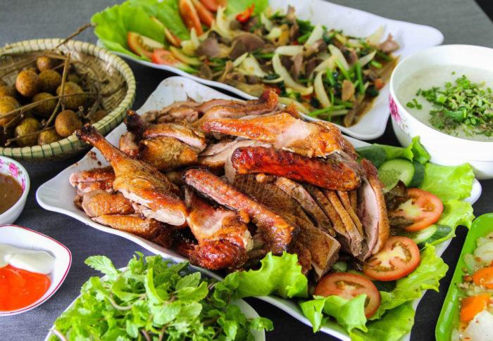 Plats typiques du Vietnam